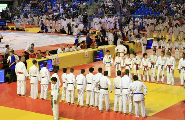 Judo article coupe de france minimes une r ussite - Coupe de france feminines ...