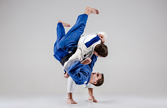 Judo – Article – Judo to sculpt the body and strengthen the mind