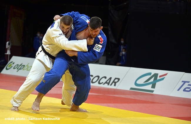 Judo – Article – The ups and downs of the Paris Grand Slam